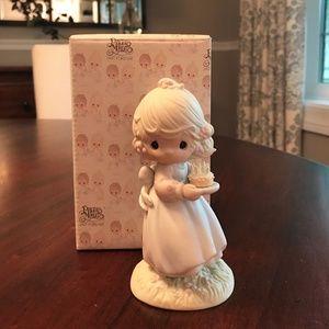 Precious Moments Figurine - Birthday Girl